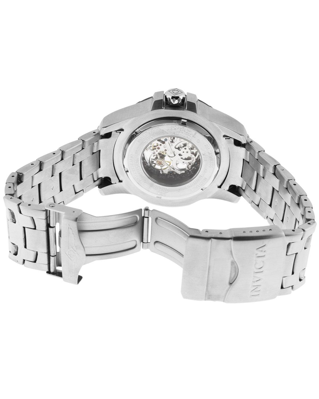 Invicta 因维克塔Specialty系列不锈钢圆形银色机械机芯男士手表 INVICTA-16126