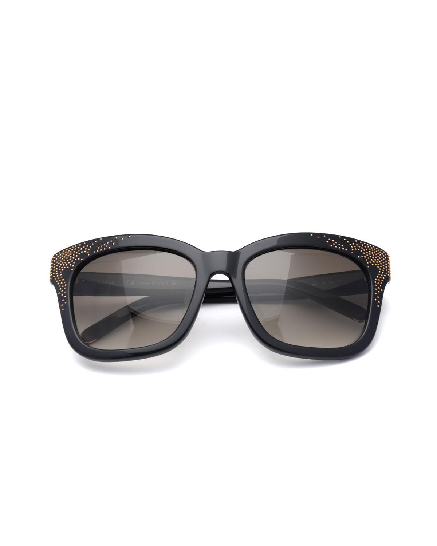 法国 Chloe 蔻依 时尚女士太阳眼镜 CE626S-001