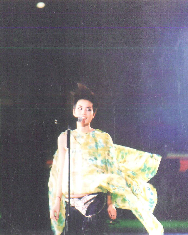 [商品测试-3]王菲演唱会现场珍藏版纪念照