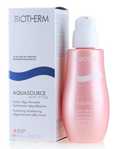 法国 Biotherm 碧欧泉活泉水份乳液干性肌肤适用 125ml (新老包装随机发货)