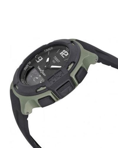 瑞士名表 Tissot 天梭 T-Touch系列男士石英腕表 T081.420.97.057.01