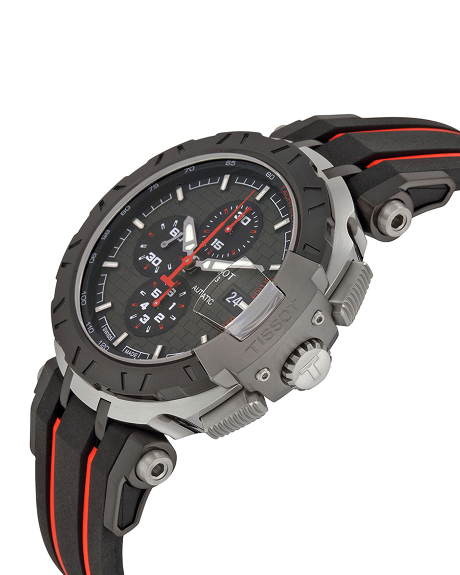 瑞士名表 Tissot 天梭 2015限量版自动机械男表T092.427.27.061.00