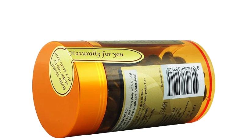 保税区直发 澳大利亚Healthy Care Propolis 蜂胶软胶囊2000mg 200粒