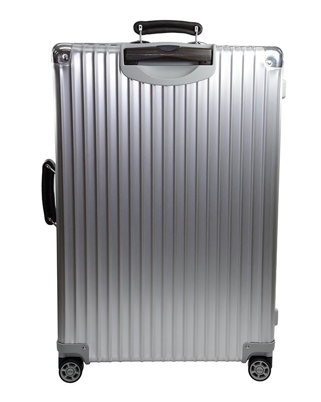 全新 RIMOWA 旅行箱 97170004 铝镁合金 银色 29寸