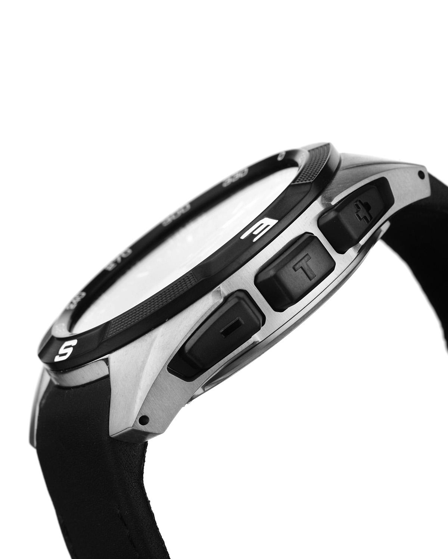 瑞士名表 Tissot 天梭 腾志系列男士太阳能多功能石英腕表 T091.420.46.041.00