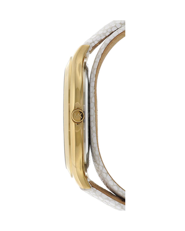 美国 Michael Kors 迈克高仕 时尚商务金色石英女士手表 MK2477