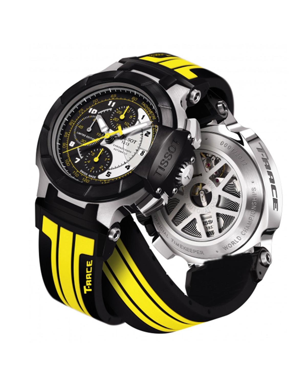 瑞士名表 Tissot 天梭 竞速系列运动时尚男士石英腕表 T048.427.27.052.01