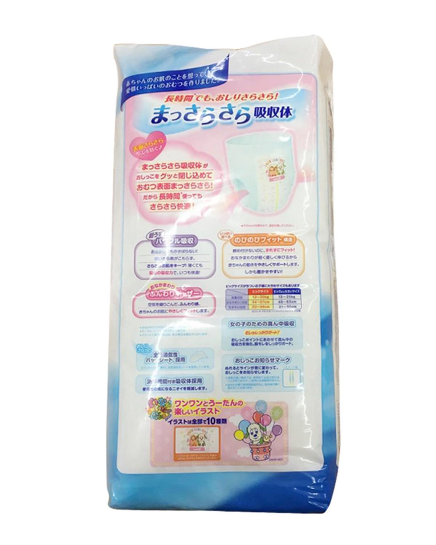 日本大王 GOO.N 维E系列拉拉裤(女)XL38 适用于12-20kg宝宝 (日版/港版随机发货)