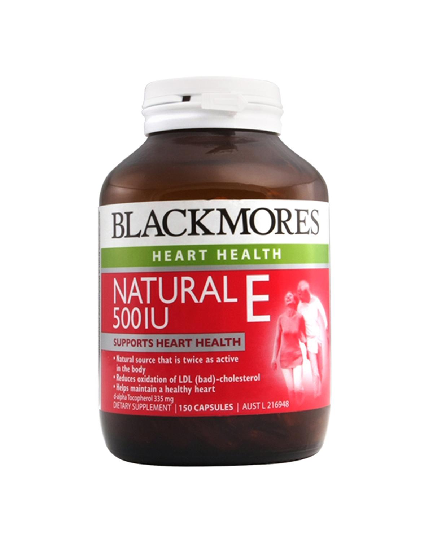 【养生之道】澳大利亚 Blackmores 澳佳宝纯天然维生素E 150粒