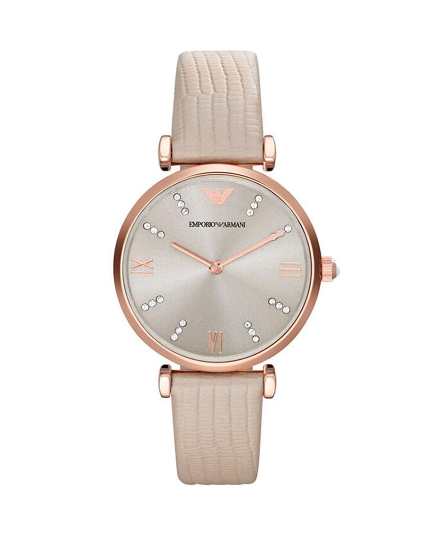 Armani 阿玛尼非机械典雅精致时尚女士手表 AR1681