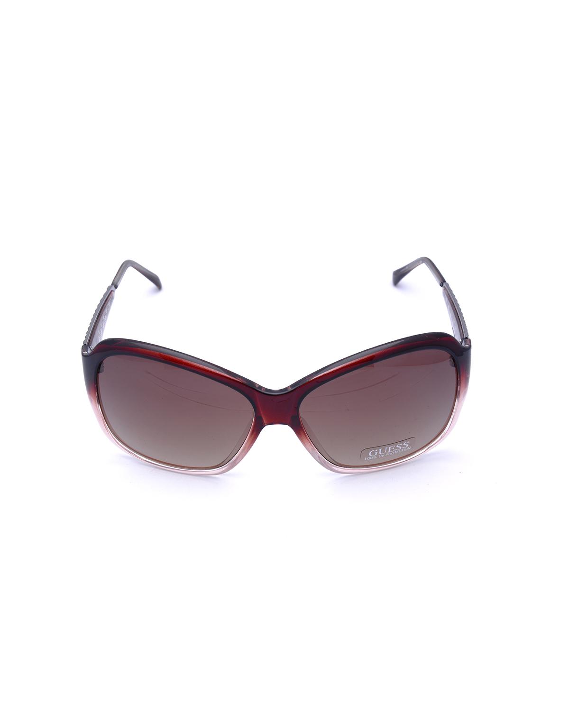 【新用户专享】美式潮牌 Guess 盖尔斯 街拍必备女士太阳镜 GU7234-RO34