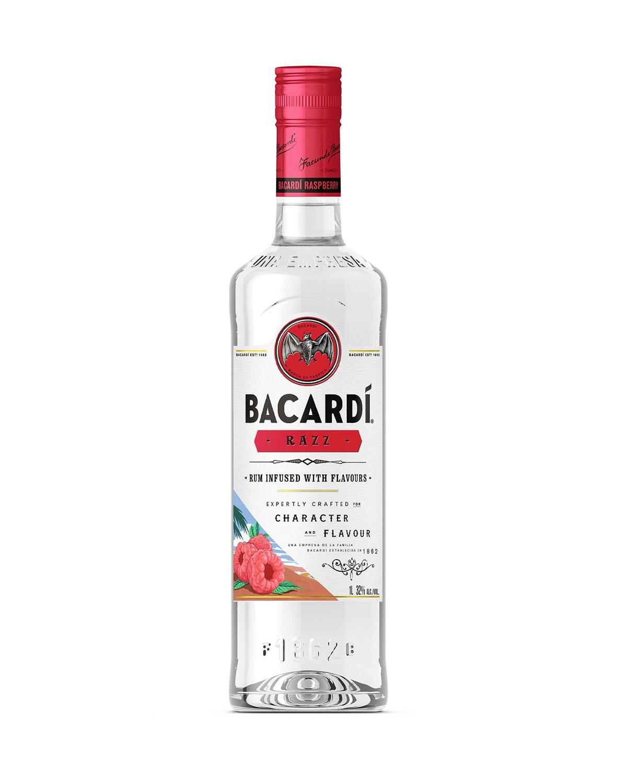 Bacardi Razz 百加得风味朗姆酒 1L 32%vol