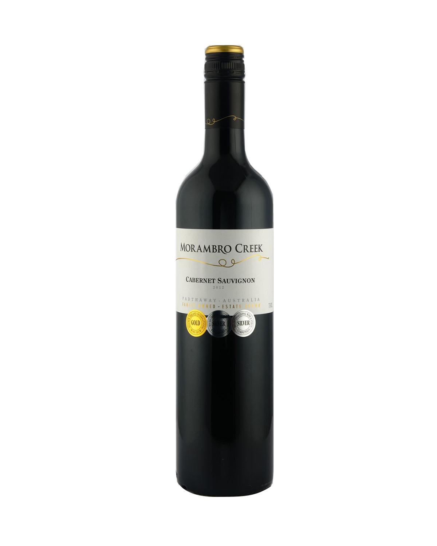 澳洲 2012 Morambro Creek 莫朗博赤霞珠干红葡萄酒 750ml 14.5%vol.