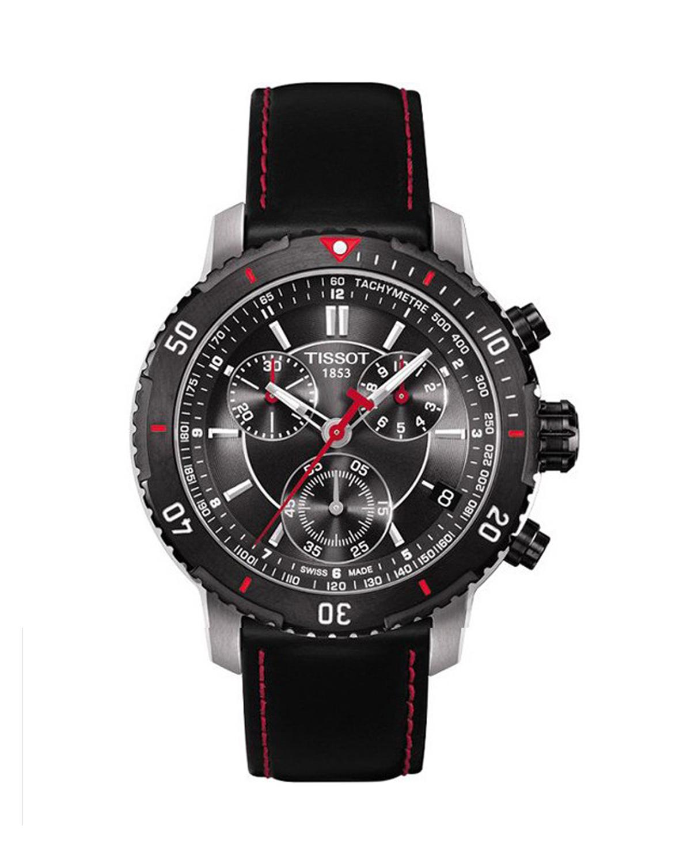 瑞士名表 Tissot 天梭 律驰200系列运动防水石英男士腕表T067.417.26.051.00