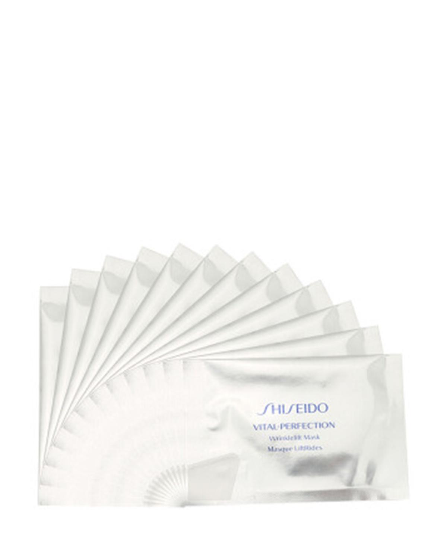 日本 Shiseido 资生堂 悦薇珀翡塑颜抗皱眼膜 2片x12袋