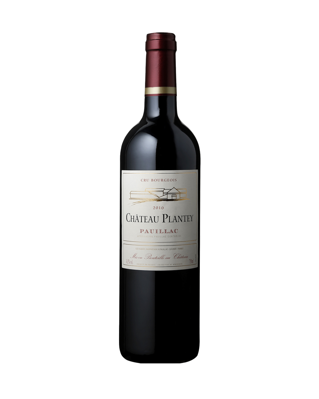 法国原装进口 波亚克产区 帕拉特城堡2012红葡萄酒 750ml 13%vol. 中级庄AOC级别
