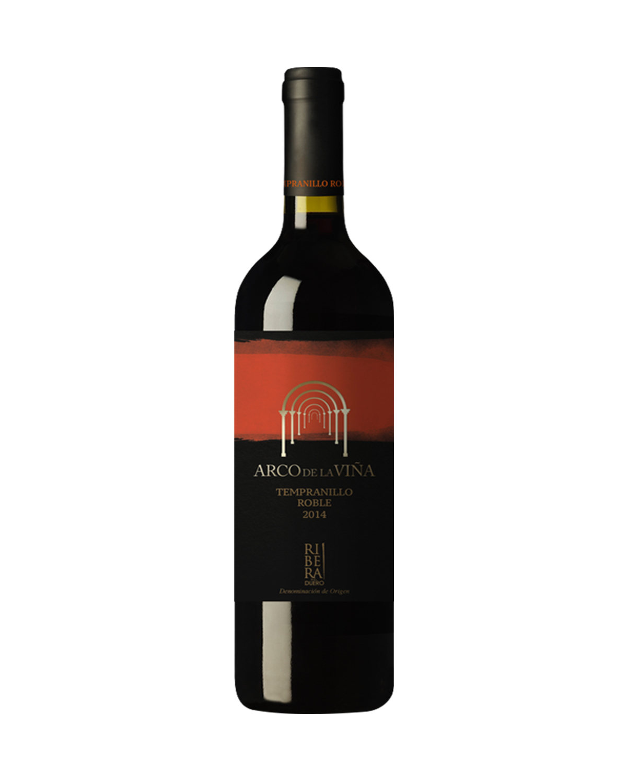 西班牙原装进口 杜罗河产区 拉维娜2015橡木桶红葡萄酒 750ml 13.5%vol. DO级别 x2支