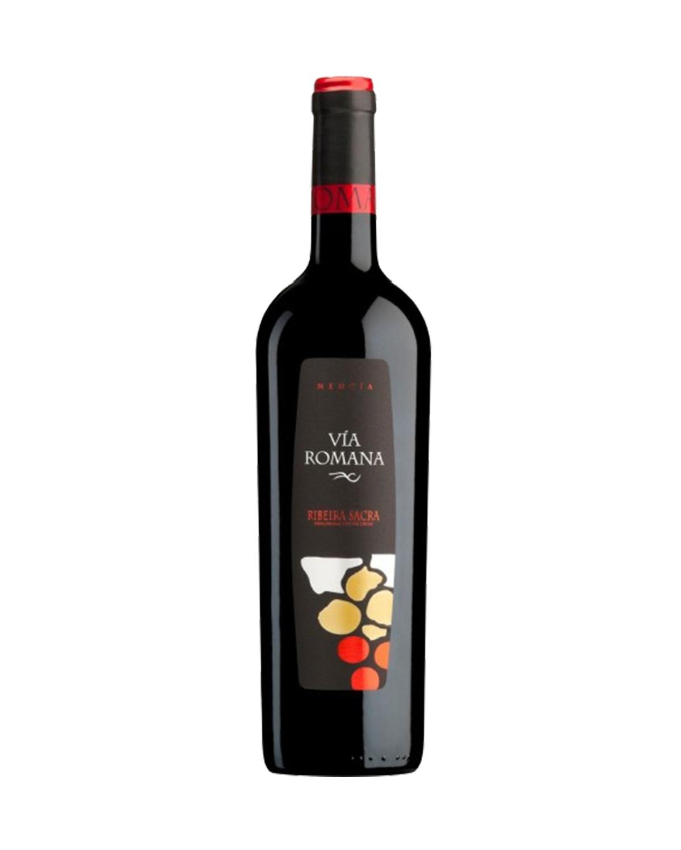 西班牙原装进口 杜罗河产区 维亚罗曼娜2009干红葡萄酒 750ml 12.5%vol. DO级别