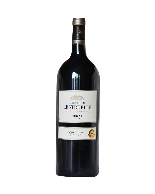 法国原装进口 梅多克产区 里斯特城堡2011红葡萄酒 1.5L 13%vol. 中级庄AOC级别