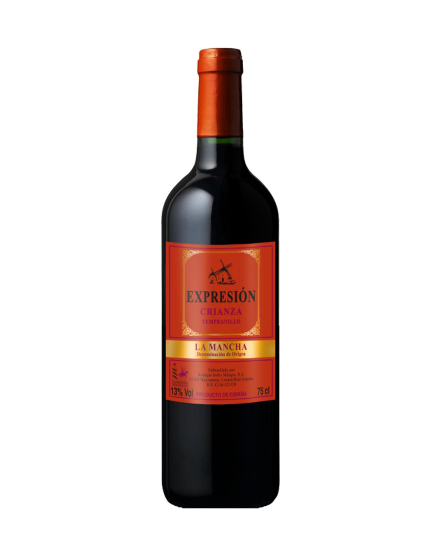 西班牙原装进口 拉曼查产区 伊斯帕雅佳酿2015红葡萄酒 750ml 13%vol. DO级别 x6支
