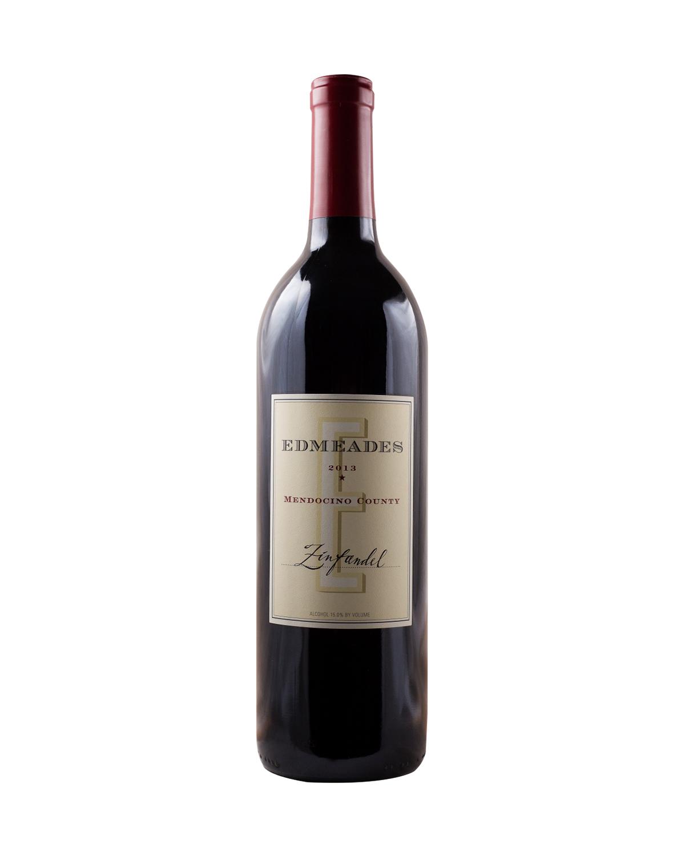 美国原装进口 门多西诺县产区 埃德米仙粉黛2013红葡萄酒 750ml 15%vol.