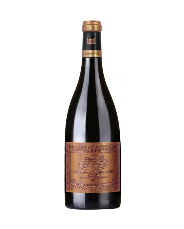 法国原装进口 科比诶产区 维拉特城堡2015红葡萄酒 750ml 14%vol. AOC级别