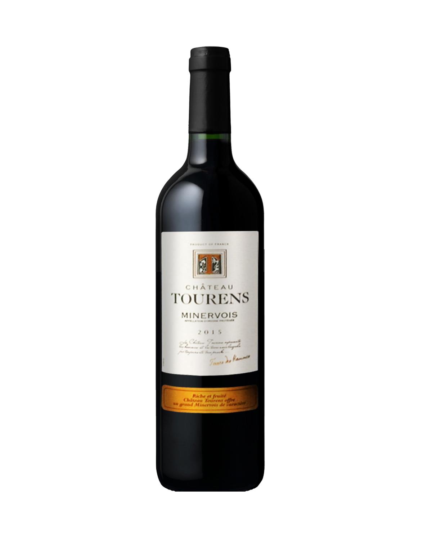 法国原装进口 米内瓦产区 都伦城堡2015红葡萄酒 750ml 13%vol. AOC级别 x6支