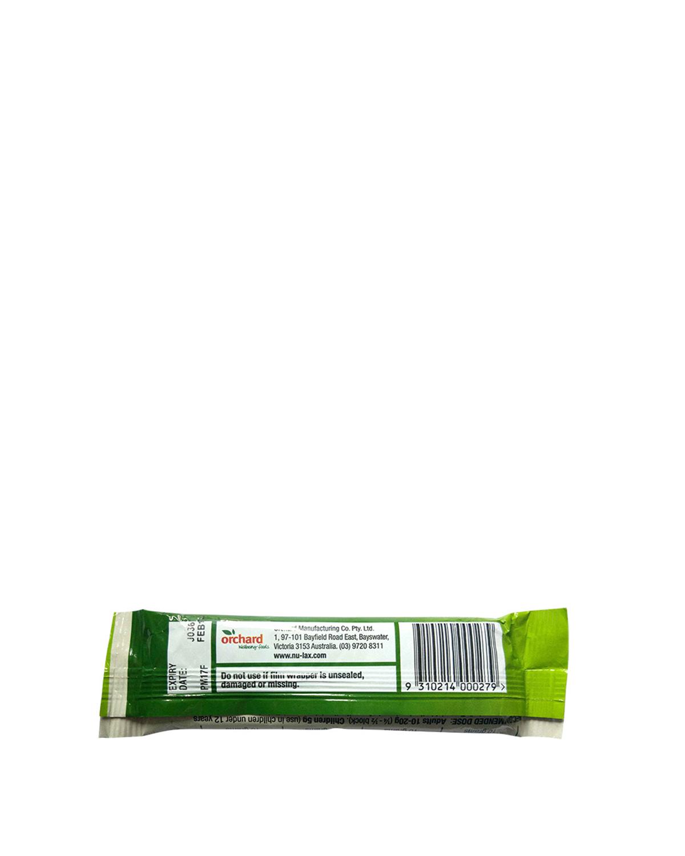 澳大利亚 Nu-lax 乐康膏 果蔬润肠乐康棒 40g/条 2件装