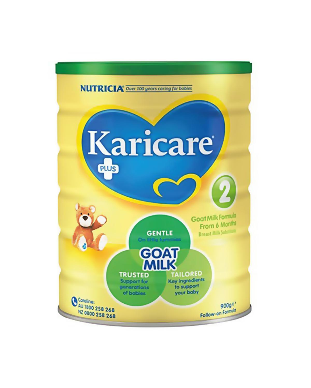 新西蘭 Karicare 可瑞康 嬰兒羊奶粉2段(6-12個月寶寶)900g