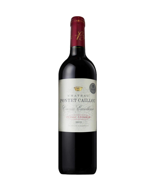 法国原装进口 佩萨克-雷奥良产区 庞特嘉露庄园2012红葡萄酒 750ml 13%vol. 明星庄AOC级别