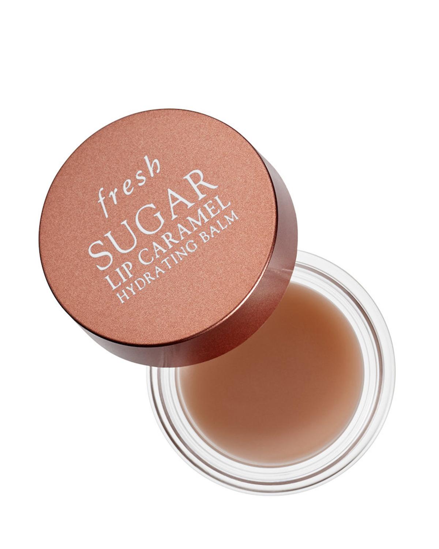 法国 Fresh 馥蕾诗 焦糖味 黄糖保湿护唇蜜 唇膏 2g