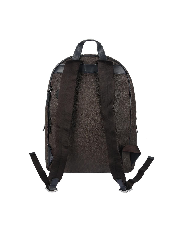 美国 Michael Kors 迈克高仕 棕色柳丁女士双肩包 WA14624A-BROWN