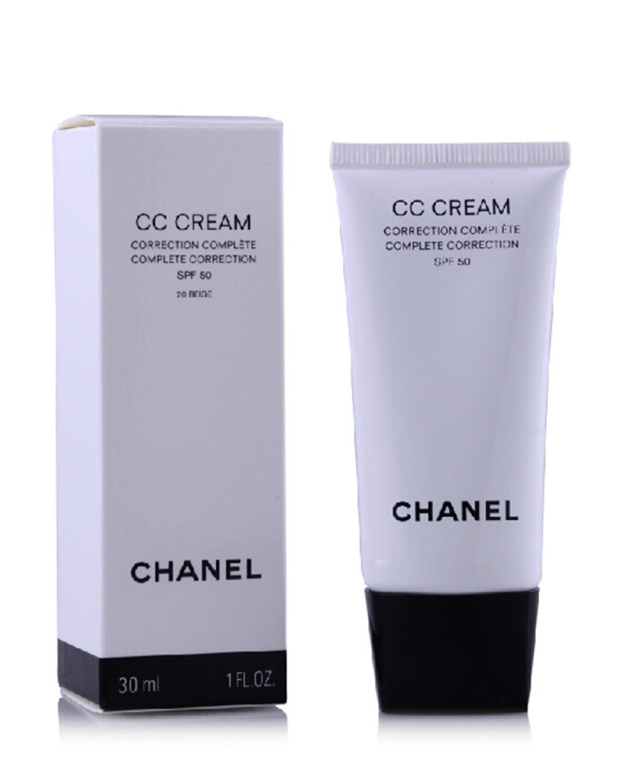 法国 Chanel 香奈儿 CC霜SPF50 30ml #20