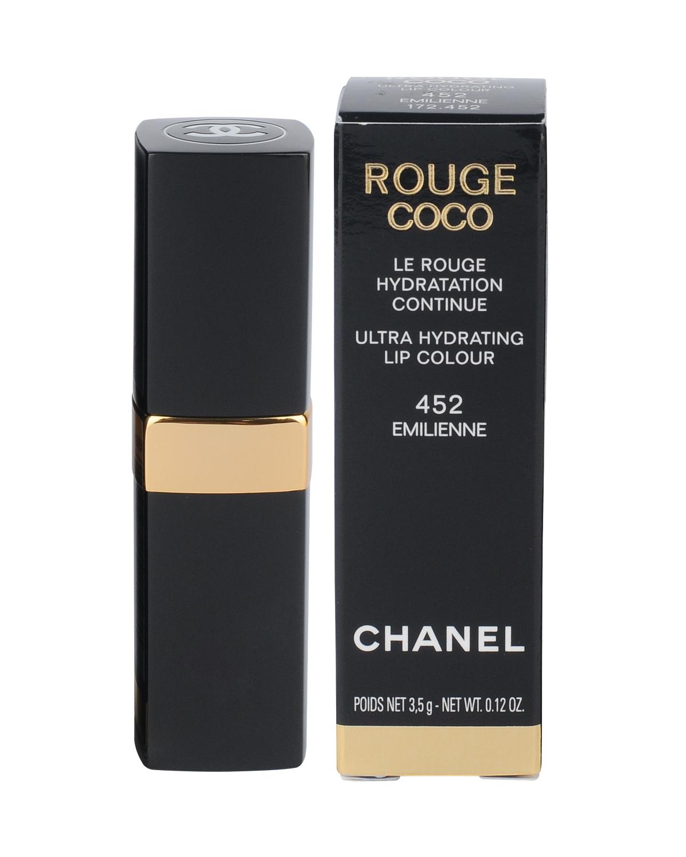法国 Chanel 香奈儿柔润亮彩唇膏3.5g #452