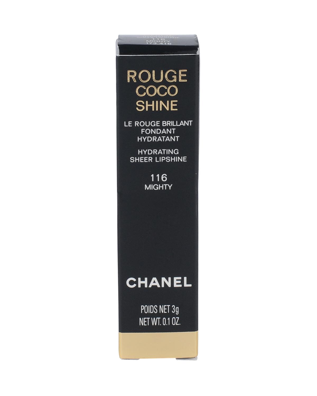 法国 Chanel 香奈儿 可可小姐柔润水亮唇膏 3g 116#MIGHTY