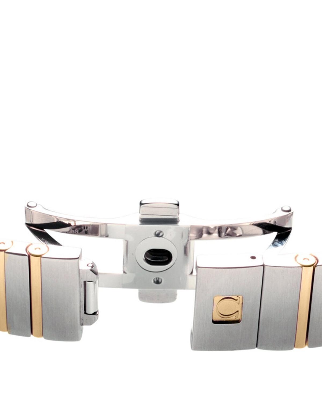 瑞士 Omega 欧米茄 星座系列 磨砂石英女表 123.20.27.60.02.003