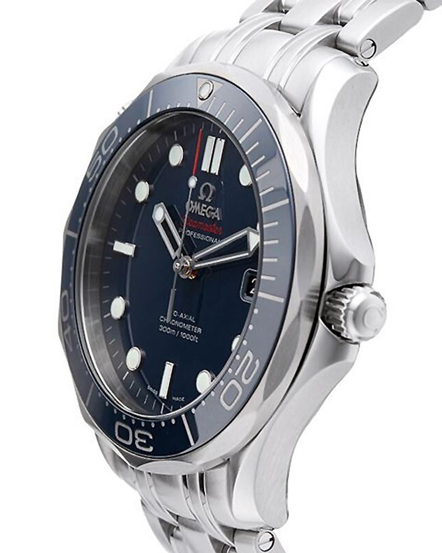 瑞士 Omega 欧米茄 海马系列 顶级制作工艺潜水机械男表 212.30.41.20.03.001