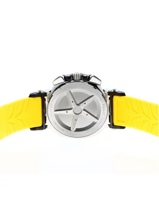瑞士名表 Tissot 天梭 竞速系列运动时尚男士石英腕表 T048.417.27.057.03