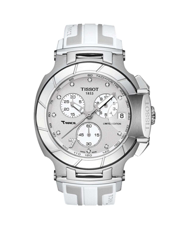 瑞士名表 Tissot 天梭 竞速系列限量版男士石英腕表 T048.417.17.036.00