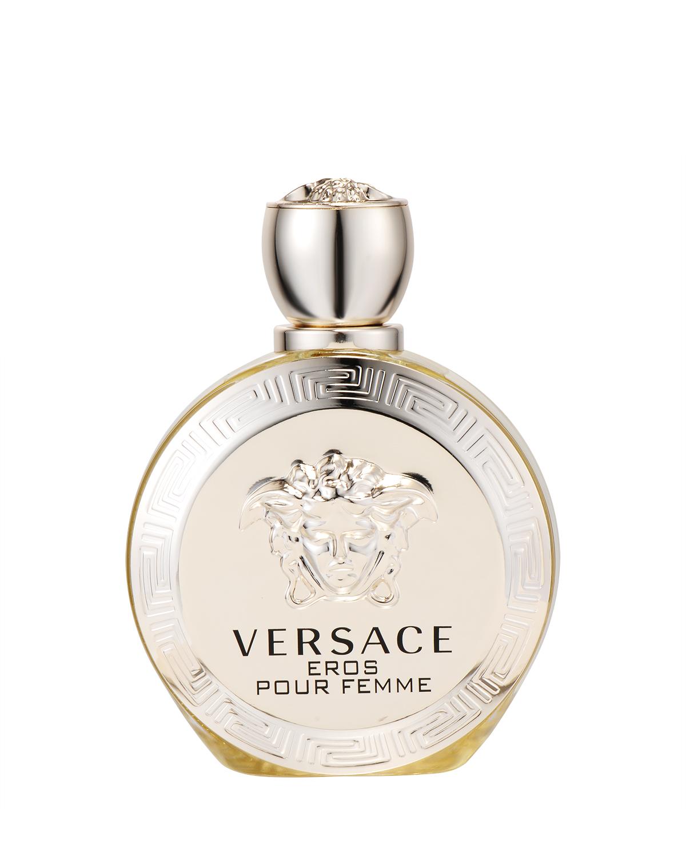 意大利 VERSACE 范思哲 情缘女士香水套装: 淡香精Edp.100ml+身体乳100ml黑色小袋