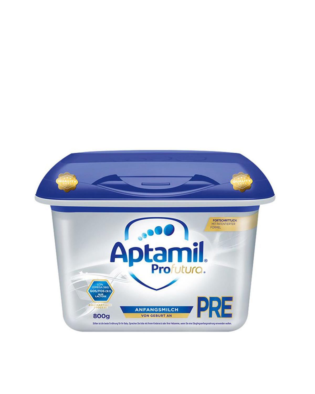 德国版 Aptamil 爱他美 婴儿奶粉白金版Pre段(0-3个月)800g 2罐装