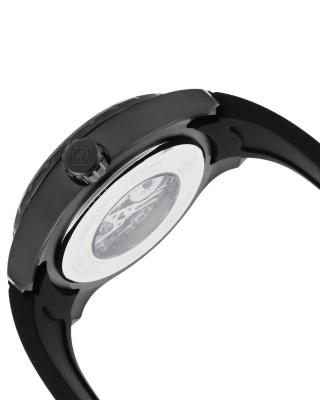 Invicta 因维克塔 Specialty系列离子镀不锈钢圆形黑色机械机芯男士手表 INVICTA-16281