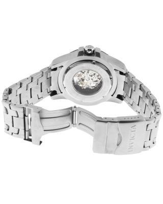 Invicta 因维克塔Specialty系列不锈钢圆形银色机械机芯男士手表 INVICTA-16278