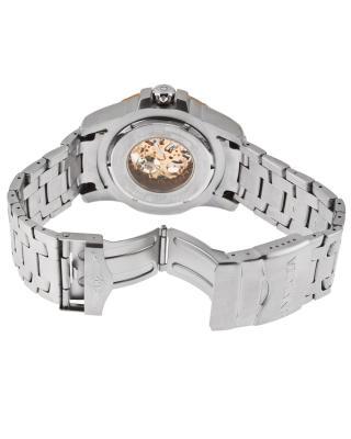 Invicta 因维克塔 Specialty系列不锈钢圆形银色机械机芯男士手表 INVICTA-16128
