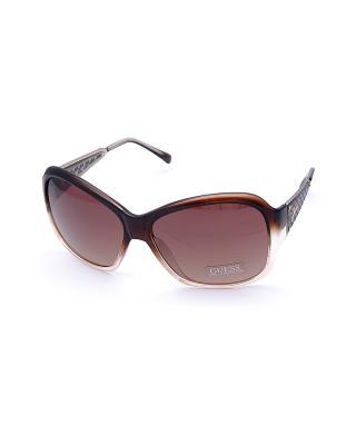 美式潮牌 Guess 盖尔斯 时尚女士太阳眼镜 GU7234-BRN34