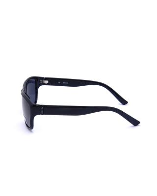 【炫酷护眼.旅游必备】美式潮牌 Guess 盖尔斯 时尚男士太阳眼镜 GU6669-BLK3