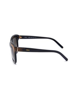 法国 Chloé 蔻依 时尚女士太阳眼镜