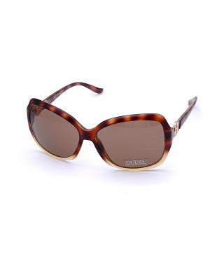 美式潮牌 Guess 盖尔斯 经典爆款女士太阳眼镜
