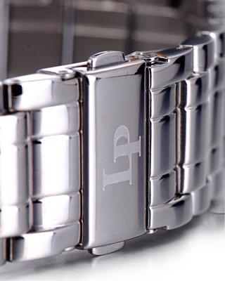 Lucien Piccard 卢森皮卡尔 Marchesa系列316L精钢OL必备商务石英女表 LP-12982-22S