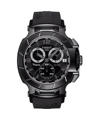 瑞士名表 Tissot 天梭 竞速系列男士石英腕表 T048.417.37.057.00